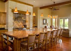 Architect: INsite Architecture Inc -  Modern ranch style kitchen