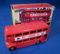 Matchbox - Lesney Diecast Toys-Brief History.