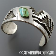 Metal: Silver Metal Purity: .925 Hallmark: Script Weseoma , Hopi Word for Tadpole Artisan: Phillip Sekaquaptewa Tribe Affiliation: Hopi Wearable Length ( inches ): 7 Including gap 1.5 Width ( inches /