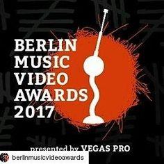 Hey, Filmfreaks...save the Date and come around...ich lege am Freitag (19.5.2017) bei den Berlin Musik Video Awards auf.  #berlinmusicvideoawards #bettibobikepunk #musicvideo #Berlin #berlinmva2017 #djset #berlinstagram