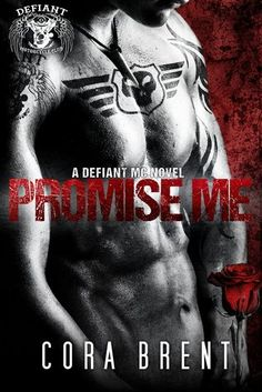 Twin Sisters Rockin' Book Reviews: Review: Promise Me (Defiant Motorcycle Club #2) by...