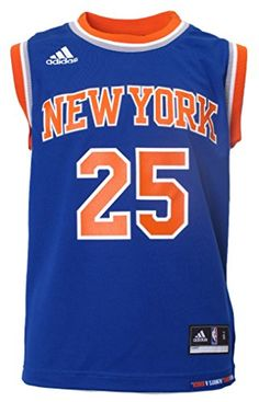 NBA New York Knicks Derrick Rose Boys 820 Replica Youth Road Jersey      Find out more about the great product at the image link. aa3200940