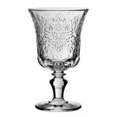 La Rochere Amboise Glass - Wine/Water Glass - - Made in France Wine Glasses Bulk, Wine Glasses For Sale, Vintage Wine Glasses, Arabesque, Carafe, Downtown Restaurants, Personalized Wine Glasses, City Farm, Water Glass
