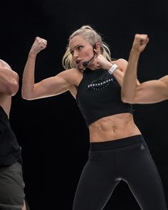 Break tradition and get a killer core workout with the proven results of and reactive core training – link in bio. Body Combat, Les Mills, Fitness Photography, Powerful Women, Fitspo, Athletic Tank Tops, Gym Shorts Womens, Sporty, Photoshoot