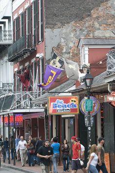 ✭ Bourbon Street - New Orleans, LA