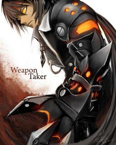 Weapon Taker by lkk20273 on DeviantArt