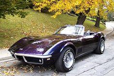 1968 Chevrolet Corvette Convertible | Gentry Lane Automobiles
