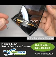 Cracked LCD replacement for Nokia Mobile phone  in Andheri along with all accross Mumbai. Here you go Contact on 9773261925