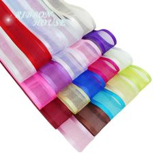 Cheap organza ribbon, Buy Quality decorative ribbons directly from China ribbon gift Suppliers: Broadside organza ribbons wholesale gift wrapping decoration ribbons wholesale Gift Wrap Ribbon, Diy Wedding Supplies, Wholesale Ribbon, Cheap Ribbon, Ribbon Decorations, Organza Ribbon, Grosgrain Ribbon, Making Hair Bows, Christmas Ribbon