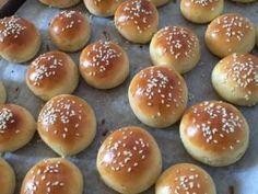 Mini buns pour mini hamburger maison (Cuisine Companion) • Hellocoton.fr