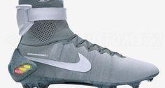 Les Nike Air MAG de Retour Vers Le Futur s'offrent des crampons - http://www.leshommesmodernes.com/nike-air-mag-crampons/