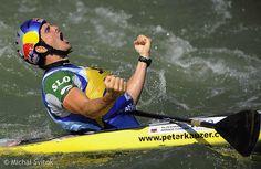 Peter Kauzer of Slovenia.