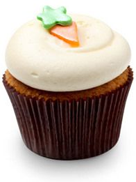 Carrot Cupcake-my favorite