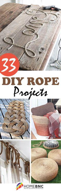DIY Rope Ideas