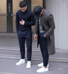 Minimalist men style