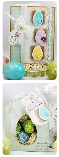 Easter egg card #Easter #egg #card
