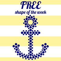 FREE shape of the week 5/15