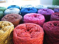 Magazine Duett: Donegal tweed  tempting.....