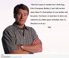 I miss Malcolm in the Middle