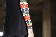 Raf Simons, Menswear Spring Summer 2015 Fashion Show in Paris http://blog.cruvoir.com/raf-simons-spring-summer-2015-collection/