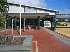 Clarkson Train Station, Western Australia
