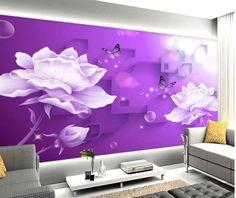 200 wallpaper for living room walls catalogue 2019 New Living Room, Living Room Interior, Living Room Wall Wallpaper, Linen Wallpaper, 3d Wall Murals, Bedroom Decor, Wall Decor, Large Wall Art, Modern Homes