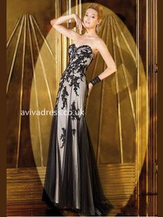 Shop for Alyce Paris prom gowns and homecoming dresses at Simply Dresses. Long evening gowns and short sexy designer party dresses by Alyce. Long Prom Dresses Uk, Evening Dresses Uk, Prom Dress 2014, Dressy Dresses, Cheap Prom Dresses, Strapless Dress Formal, Prom 2014, Graduation Dresses, Formal Gowns