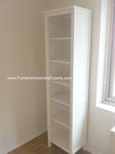 ikea hemnes bookcase assembled in vienna by Furniture