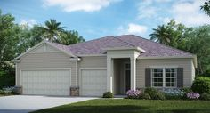 Cypress Trails at Nocatee: Cypress Trails - 60' Homesites New Home Community