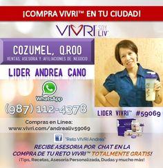 Cozumel, Quintana Roo! #Vivri #RetoVivri