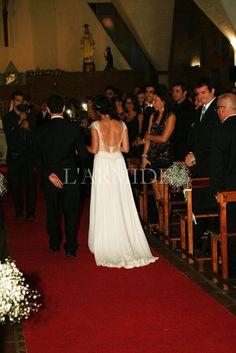 Laura – L'ARMIDE – Vestidos de Novia – Buenos Aires – Argentina