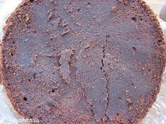 Tästä suklaakakusta on muotoutunut yksi suosikkipohjani mitä tulee tummiin kakkupohjiin.