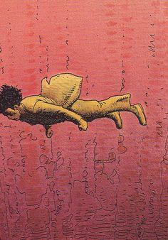 53_ABSOLUTEN MAN | Moebius collector card 53. Absoluten man | Jens | Flickr Jean Giraud, Moebius Comics, Manado, Science Fiction, Jordi Bernet, 70s Sci Fi Art, Art Folder, Collector Cards, Illustrations