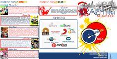ERAFM UNJ Company Profile (bagian depan) #uchiliciousproject #2014