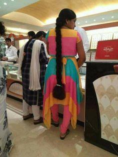 Long Hair Styles 2018, Indian Long Hair Braid, Rapunzel Hair, Long Hair Video, Beautiful Braids, Super Long Hair, Braids For Long Hair, India Beauty, Hair Videos