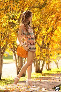 FashionCoolture - 04.06.2014 look du jour Slywear printed jumpsuit (3)