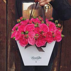 Bottled bouquet