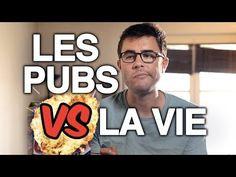 Cyprien - Les pubs VS La vie - YouTube