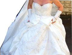 ♥ Traumhaftes Brautkleid/Hochzeitskleid,champagner/elfenbein,Gr.36 ♥  Ansehen: http://www.brautboerse.de/brautkleid-verkaufen/traumhaftes-brautkleidhochzeitskleidchampagnerelfenbeingr-36/   #Brautkleider #Hochzeit #Wedding