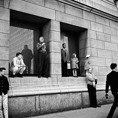 VIVIAN MAIER Exposition de Vivian Maier, photographe,  Château de Tours, 25 avenue André Malraux, 37000 Tours Jusqu' au 1er ...