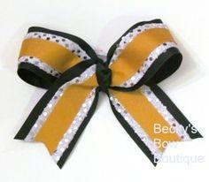 cheerleader bow
