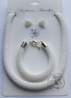Kup mój przedmiot na #vintedpl http://www.vinted.pl/akcesoria/bizuteria/12552025-komplet-bizuterii-hand-made