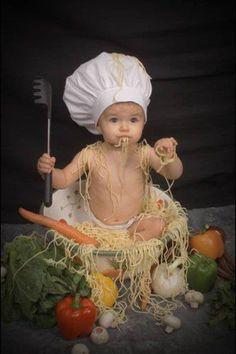 Chef baby!