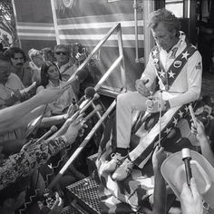 Evel Knievel wearing the Onitsuka Tiger Corsair in 1974 #throwback