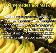 The post Homemade Face Mask! appeared first on Best Pins for Yours – Diy Face Mask Homemade Face Mask! The post Homemade Face Mask! appeared first on Best Pins for Yours – Diy Face Mask Mask For Oily Skin, Oily Skin Care, Dry Skin, Beauty Care, Beauty Skin, Health And Beauty, Beauty Hacks, Beauty Guide, Diy Beauty
