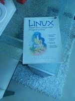 my first linux book given to me by rob at redhat