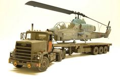 """""""Viper on my back""""   1:35 scale"""