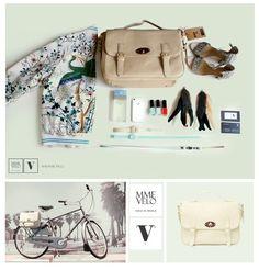 mme velo bike bag - special