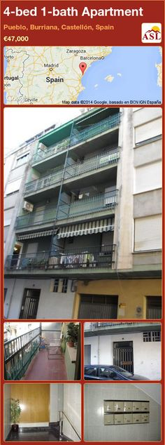 Bank property for sale with up to finance available for European Union, Norway and Swiss residents subject to status. For more information on this property, visit Apartments For Sale, Property For Sale, Zaragoza