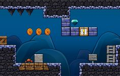 Handpainted Cavern platformer tilesetHigh definition assets with all basic assets needed to build a cavern tiles in total, including:– complete . Game Design, Pixel Art, Game Art, Underwater, Tiles, Gaming, Hand Painted, Room Tiles, Videogames